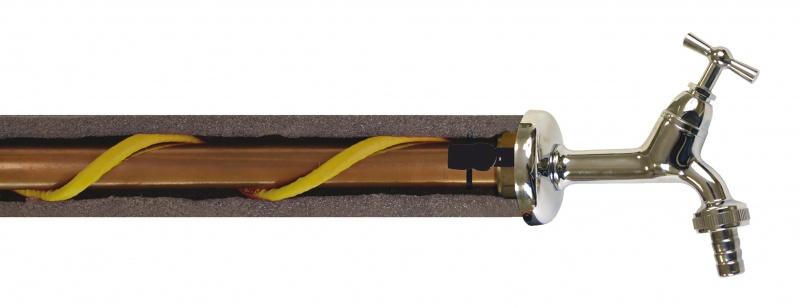 Extrem Ideal Frostfrei-Flachbandkabel NI05