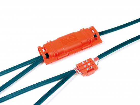 Großzügig Elektrische Kabel Verbinden Galerie - Elektrische ...